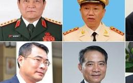 Quốc hội chính thức phê chuẩn 21 thành viên Chính phủ mới