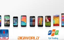 """""""Ngày tàn"""" của các DN bán buôn điện thoại di động đang đến, tiếp theo sẽ là bán lẻ?"""