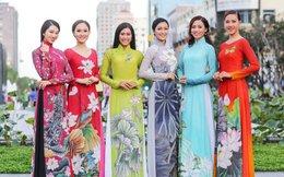 Lễ hội áo dài TP.HCM lần 3: mặc áo dài ở muôn nơi