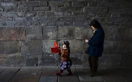 Trung Quốc: Chưa giàu đã già