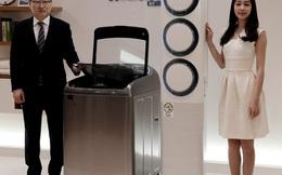Không chỉ smartphone mà máy giặt của Samsung cũng có thể phát nổ