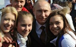 Tổng thống Putin: Chính phụ nữ làm nên linh hồn của nước Nga