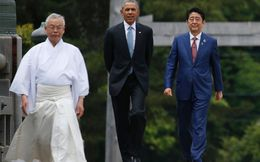 """Thủ tướng Nhật Shinzo Abe: """"Chúng tôi đã chờ đợi ông Obama từ rất lâu rồi"""""""