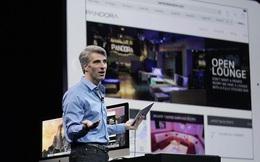 Apple đã bắt đầu hình dung tương lai thuộc về phần mềm chứ không thuộc về phần cứng