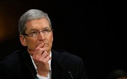 Apple đã rơi vào cái bẫy quá hoàn hảo của chính phủ Mỹ
