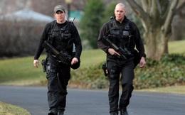 Đặc nhiệm bảo vệ ông Obama được trang bị như thế nào?