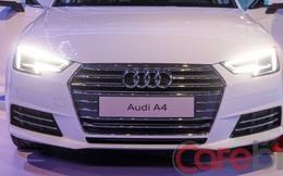 Audi A4 mới giá 1,65 tỷ, thách thức Mercedes C Class và BMW 3 Series