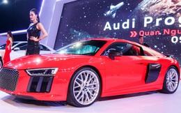 Audi R8 V10 lựa chọn hoàn hảo, nếu một chiếc Lamborghini Huracan là quá đắt