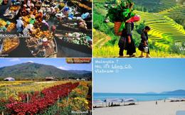 Đây là những cảnh đẹp tuyệt vời của Việt Nam, tuyệt đối không phải ở Tây ở Tàu!