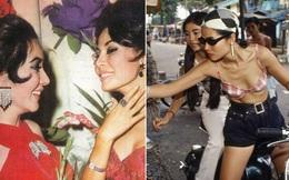 Chiêm ngưỡng gu thời trang thời thượng của phụ nữ Sài Gòn 50 năm về trước
