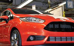 Ford từ bỏ xe nhỏ, tập trung vào SUV và bán tải