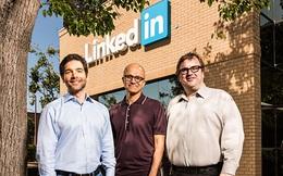 Microsoft bất ngờ chi 26,2 tỷ USD mua mạng xã hội nghề nghiệp LinkedIn