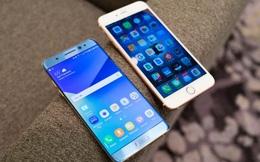 Vì sao điện thoại Samsung ngày càng đẹp hơn iPhone?