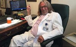 Sức khỏe của ông Trump được chứng nhận trong... 5 phút