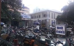 Đóng cửa bãi gửi xe ở Bệnh viện Bạch Mai: Người dân gửi xe ở đâu?