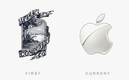 """Bạn có nhận ra logo từ """"những ngày xưa ấy"""" của 50 thương hiệu nổi tiếng này không?"""