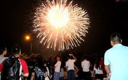 Tối nay, TP.HCM bắn pháo hoa tại 4 điểm mừng ngày đất nước thống nhất