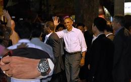 Bạn sẽ bất ngờ khi biết Tổng thống Mỹ Obama đeo đồng hồ giá rẻ như sinh viên Việt Nam
