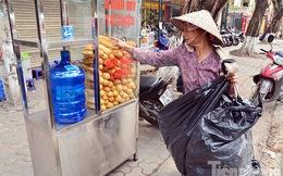 Ấm lòng thùng bánh mỳ miễn phí tại Hà thành