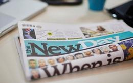 Anh: Lần đầu tiên sau 30 năm, một tờ báo in mới ra đời