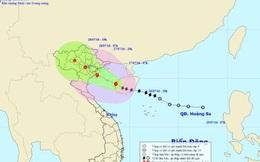Bão số 1 đã vào Vịnh Bắc bộ; cảnh báo lũ, sạt lở đất vùng núi phía Bắc ngày 27/7