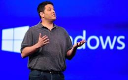 Bất chấp tình trạng ế ẩm, sếp Microsoft khẳng định vẫn phát triển Windows 10 Mobile tới cùng