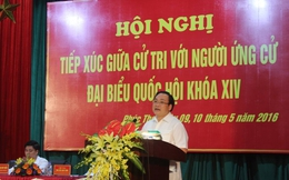 """Bí thư Hoàng Trung Hải: """"Không để con cái, người thân lạm quyền làm ăn phi pháp"""""""