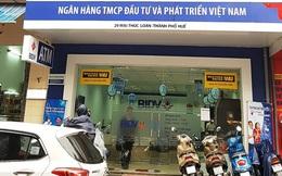Bắt được nghi can cướp 725 triệu đồng từ chi nhánh ngân hàng BIDV tại Huế