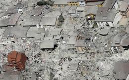 [Ảnh] Kinh hoàng thảm họa động đất tại Italy