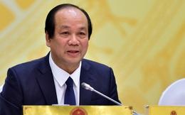 Bộ trưởng Mai Tiến Dũng thông báo lý do dừng Dự án điện hạt nhân Ninh Thuận