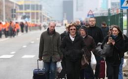 Mạng di động thủ đô Bỉ tê liệt sau vụ khủng bố liên hoàn