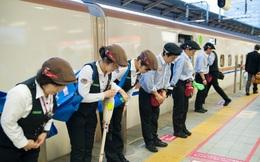 Người Việt học được gì từ cách người Nhật tranh thủ 7 phút để dọn vệ sinh trên tàu siêu tốc Shinkansen?