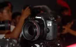 Canon sắp bán siêu máy ảnh EOS 5D Mark IV tại Việt Nam