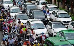 Tắc đường, ô nhiễm không cản Việt Nam trở thành quốc gia có mức tăng trưởng xe hơi lớn nhất thế giới