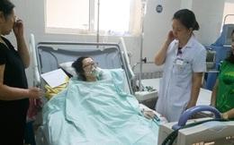 Cảm động bệnh nhân ung thư phổi giai đoạn cuối phải mổ ngồi sinh con