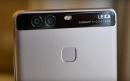 Camera kép đóng mác Leica nhưng Huawei P9 chỉ sử dụng ống kính Trung Quốc