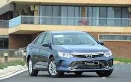 Toyota Việt Nam triệu hồi 2.410 xe Camry 2.0E để cập nhật phần mềm