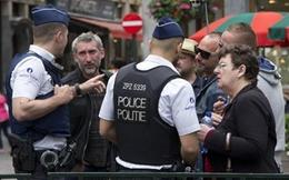 Tấn công khủng bố bằng dao tại Bỉ, hai cảnh sát bị thương