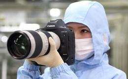 Tuyệt mật như nhà máy Canon Oita - Nhật Bản