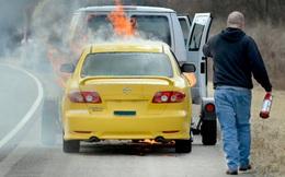 Trang bị bình chữa cháy trên ô tô tại các nước như thế nào?