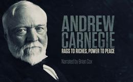 Vua Thép Andrew Carnegie - Người đầu tiên đầu cơ dầu mỏ