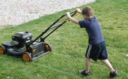 Cậu bé 14 tuổi gây sốt cộng đồng mạng vì cắt cỏ cả ngày để được hẹn hò cùng bạn gái