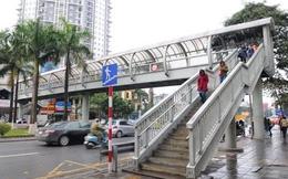 TP.HCM: Đề xuất xây 7 cầu vượt đi bộ có thang máy, điều hòa