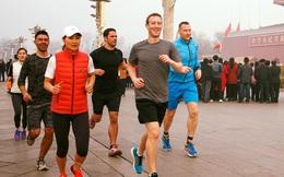 Câu chuyện ẩn sau bức ảnh chạy bộ ở Thiên An Môn của Mark Zuckerberg