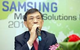 """CEO Samsung: """"2016 sẽ là một năm vô cùng khó khăn đối với chúng tôi"""""""