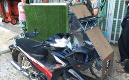 """Chàng sinh viên người Đức mang cả """"ngôi nhà"""" trên xe máy, phượt khắp Đông Nam Á, đã tới Việt Nam"""