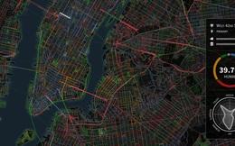 Nếu bạn muốn tìm một góc bình yên giữa thành phố ồn ào náo nhiệt, hãy dùng tấm bản đồ đặc biệt này