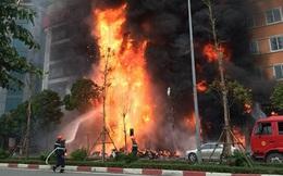 Hà Nội sẽ có trung tâm cứu hỏa khẩn cấp do Áo đầu tư