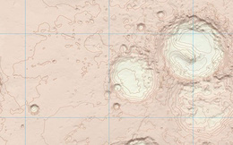 Chưa từng lên Sao Hỏa bao giờ nhưng công ty này lại lập được bản đồ hành tinh Đỏ