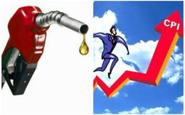 Xăng dầu và thực phẩm mùa cưới làm mức giá chung của cả nước trong tháng 11 bật tăng